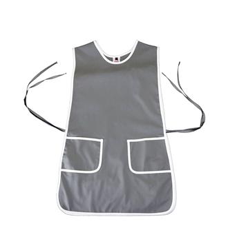 Ρουχα Εργασιας, φορμες εργασιας, στολες  της Μπλούζα γυναικεία αμάνικη δετή (ΚΩΔ.:1B1083)