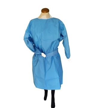 Ρουχα Εργασιας, φορμες εργασιας, στολες  της Χειρουργική ρόμπα μιας χρήσεως 35γρ. , (ΚΩΔ: P2)