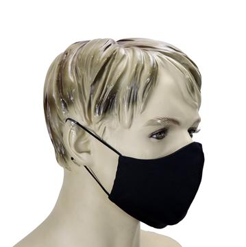 Ρουχα Εργασιας, φορμες εργασιας, στολες  της Μάσκα υφασμάτινη δύο στρώσεων (ΚΩΔ.MSK004)