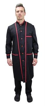 Ρουχα Εργασιας, φορμες εργασιας, στολες  της Ρόμπα κρεοπώλη (1B1210)
