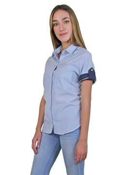 Ρουχα Εργασιας, φορμες εργασιας, στολες  της Πουκάμισο γυναικείο (ΚΩΔ.1P1082)