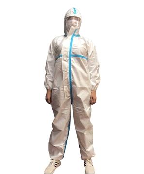Ρουχα Εργασιας, φορμες εργασιας, στολες  της Φόρμα χημικής προστασίας τύπου 3/4 (ΚΩΔ.FM005)