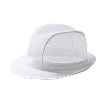 Ρουχα Εργασιας, φορμες εργασιας, στολες  της Καπέλο Trilby με υφασμάτινο πλέγμα (ΚΩΔ: C600)