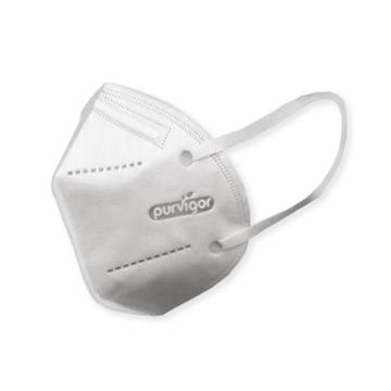 Ρουχα Εργασιας, φορμες εργασιας, στολες  της Μάσκα προστασίας αναπνοής σωματιδίων FFP3/N99 purvigor (E-G001)
