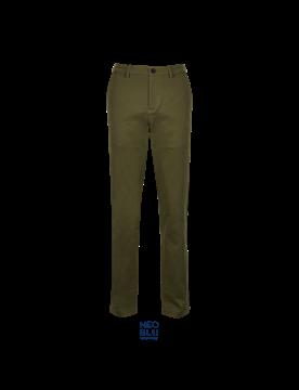 Ρουχα Εργασιας, φορμες εργασιας, στολες  της Ανδρικό Παντελόνι Chino με ελαστική μέση (ΚΩΔ: 03178)