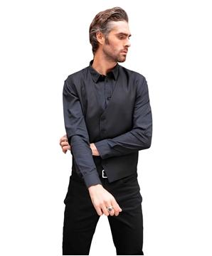 Ρουχα Εργασιας, φορμες εργασιας, στολες  της Ανδρικό Πουκάμισο 100% βαμβάκι NON IRON (ΚΩΔ: 03182)