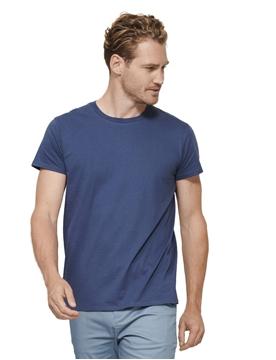 Ρουχα Εργασιας, φορμες εργασιας, στολες  της Ανδρικό T-shirt με οργανικό βαμβάκι 150γρ, (ΚΩΔ: 03582)