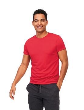 Ρουχα Εργασιας, φορμες εργασιας, στολες  της Unisex αθλητικό T-shirt 130γρ (ΚΩΔ: 02995)