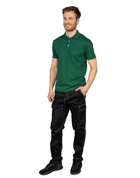 Ρουχα Εργασιας, φορμες εργασιας, στολες  της Ανδρικό παντελόνι εργασίας με πλαϊνές τσέπες (ΚΩΔ: 2890104)