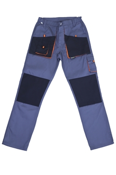 Ρουχα Εργασιας, φορμες εργασιας, στολες  της Παντελόνι εργασίας ενισχυμένο από ύφασμα CORDURA (MEX022)