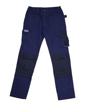 Ρουχα Εργασιας, φορμες εργασιας, στολες  της Παντελόνι εργασίας ενισχυμένο από ύφασμα CORDURA (ΚΩΔ:ST004)