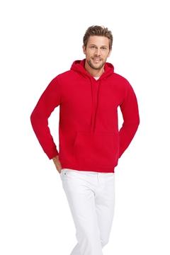 Ρουχα Εργασιας, φορμες εργασιας, στολες  της Unisex φούτερ με κουκούλα 280 γρ (ΚΩΔ: 47101)