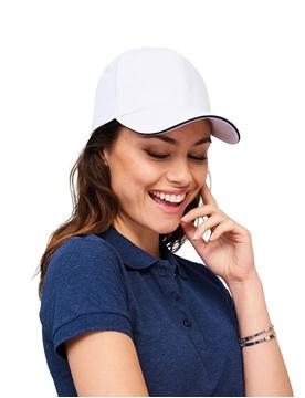 Ρουχα Εργασιας, φορμες εργασιας, στολες  της Εξάφυλλο καπέλο τζόκεϋ BUFFALO (ΚΩΔ: 88100)