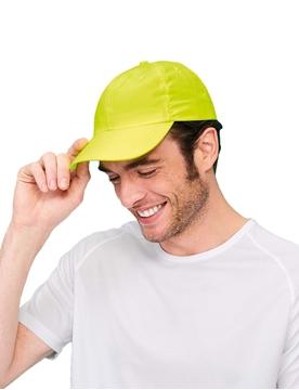 Ρουχα Εργασιας, φορμες εργασιας, στολες  της Εξάφυλλο καπέλο τζόκεϋ METEOR (ΚΩΔ: 88109)