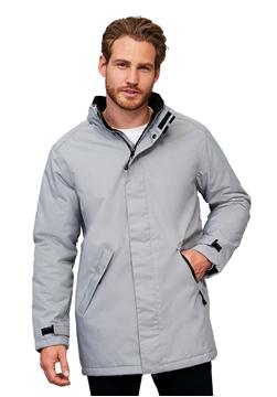 Ρουχα Εργασιας, φορμες εργασιας, στολες  της Unisex μπουφάν ιστιοπλοΐας με επένδυση (ΚΩΔ: 02109)