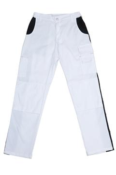Ρουχα Εργασιας, φορμες εργασιας, στολες  της Παντελόνι εργασίας με διχρωμία (ΚΩΔ: MEX025)