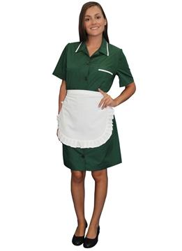 Ρουχα Εργασιας, φορμες εργασιας, στολες  της Σετ καμαριέρας (ΚΩΔ: 1B122)