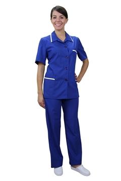 Ρουχα Εργασιας, φορμες εργασιας, στολες  της Κουστούμι γυναικείο (ΚΩΔ: 4Z113)