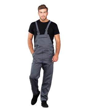 Ρουχα Εργασιας, φορμες εργασιας, στολες  της Φόρμα εργασίας με στηθούρι και τιράντες (ΚΩΔ: 00123)