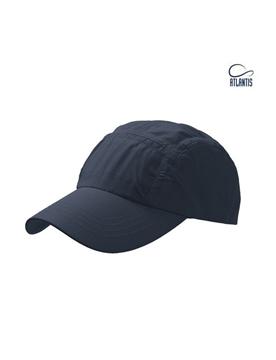 Ρουχα Εργασιας, φορμες εργασιας, στολες  της Πεντάφυλλο καπέλο τζόκεϊ με εσωτερικό δίχτυ RAINY (ΚΩΔ: 0190351)