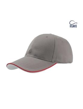 Ρουχα Εργασιας, φορμες εργασιας, στολες  της Εξάφυλλο καπέλο τζόκεϊ ZOOM PIP SAND (ΚΩΔ: 0190202)