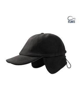 Ρουχα Εργασιας, φορμες εργασιας, στολες  της Εξάφυλλο χειμερινό καπέλο τζόκεϊ SNOW FLAP STOPPER (ΚΩΔ: 0190406)
