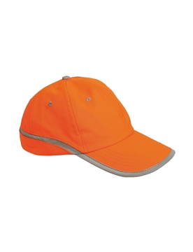 Ρουχα Εργασιας, φορμες εργασιας, στολες  της Καπέλο εξάφυλλο υψηλής ευκρίνειας TAHR HIGH VIS (ΚΩΔ: 41-34-54-1)
