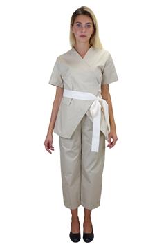 Ρουχα Εργασιας, φορμες εργασιας, στολες  της Σακάκι με παντελόνι γυναικείο (ΚΩΔ: 1N1043)
