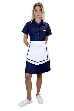 Ρουχα Εργασιας, φορμες εργασιας, στολες  της Σετ καμαριέρας (ΚΩΔ: 1B1221A)