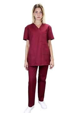 Ρουχα Εργασιας, φορμες εργασιας, στολες  της Γυναικείο κουστούμι νοσηλευτικό (ΚΩΔ: MEX029W)