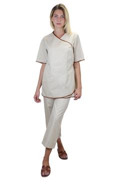Ρουχα Εργασιας, φορμες εργασιας, στολες  της Σακάκι γυναικείο κοντομάνικο (ΚΩΔ: 1S1188)