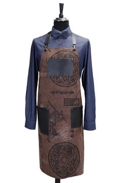 Ρουχα Εργασιας, φορμες εργασιας, στολες  της Ποδιά στήθους custom made (ΚΩΔ: 1PSA060)