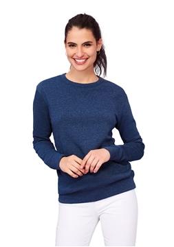 Ρουχα Εργασιας, φορμες εργασιας, στολες  της Γυναικείο φούτερ με στρογγυλή λαιμόκοψη 280 γρ (ΚΩΔ: 03104)