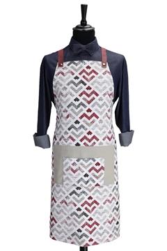 Ρουχα Εργασιας, φορμες εργασιας, στολες  της Ποδιά στήθους υφαντή custom made (ΚΩΔ: 1PSA077)