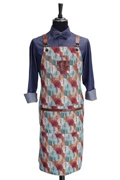 Ρουχα Εργασιας, φορμες εργασιας, στολες  της Ποδιά στήθους υφαντή custom made (ΚΩΔ: 1PSA078)