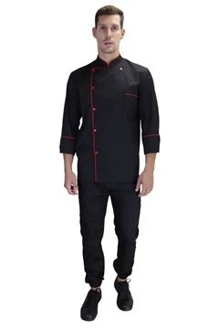 Ρουχα Εργασιας, φορμες εργασιας, στολες  της Σακάκι μαγείρου (KΩΔ: 1S1185)