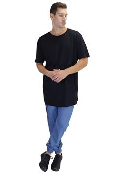 Ρουχα Εργασιας, φορμες εργασιας, στολες  της Ανδρικό t-shirt 150 γρ με μακρύ μήκος (ΚΩΔ: 02999)