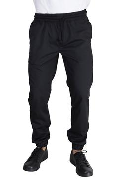 Ρουχα Εργασιας, φορμες εργασιας, στολες  της Παντελόνι με λάστιχο στην μέση & πόδια (ΚΩΔ:1TL002)