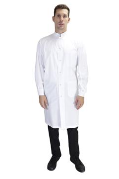 Ρουχα Εργασιας, φορμες εργασιας, στολες  της Μπλούζα εργαστηριακή με προδιαγραφές για HACCP (ΚΩΔ: 1B137)