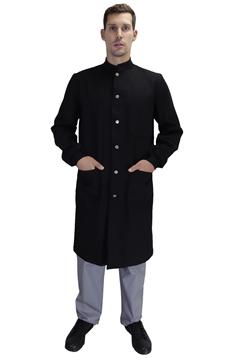 Ρουχα Εργασιας, φορμες εργασιας, στολες  της Ρόμπα ενισχυμένη από βαριά καπαρντίνα 400 γρ (ΚΩΔ: 1B1281)