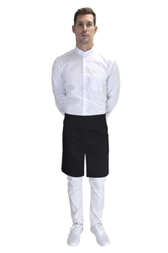 Ρουχα Εργασιας, φορμες εργασιας, στολες  της Ποδιά μέσης με σχίσιμο (ΚΩΔ: 1P1085)