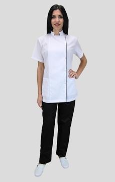 Ρουχα Εργασιας, φορμες εργασιας, στολες  της Σακάκι γυναικείο (ΚΩΔ: 1S1230)