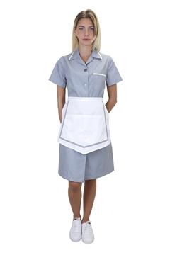 Ρουχα Εργασιας, φορμες εργασιας, στολες  της Σετ καμαριέρας (ΚΩΔ: 1B1221C)