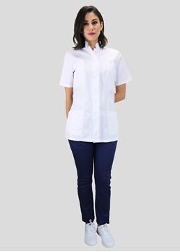 Ρουχα Εργασιας, φορμες εργασιας, στολες  της Σακάκι γυναικείο κοντομάνικο (ΚΩΔ: MEX023)