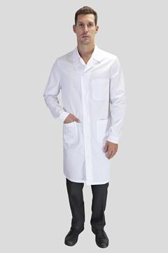 Ρουχα Εργασιας, φορμες εργασιας, στολες  της Ρόμπα εργαστηριακή (ΚΩΔ: MEX017)